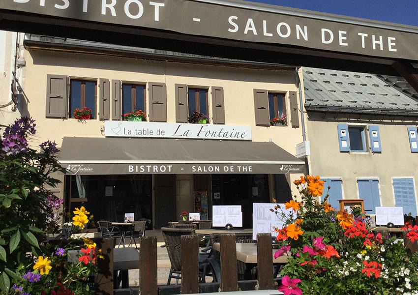 Restaurant Autrans Méaudre en Vercors